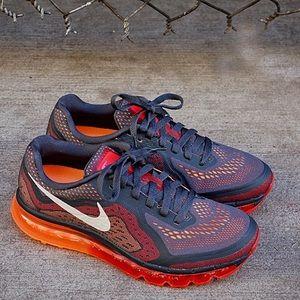 Nike Air Max 2014 Sneakers Men's Size 14